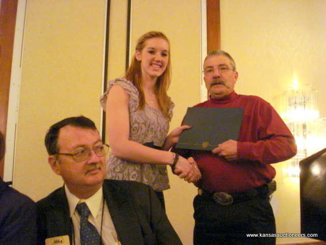 Scholarship recipient Danika Good