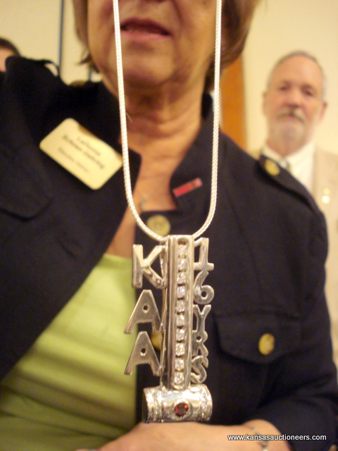 LaDonna's pendant