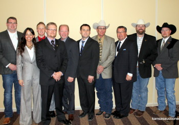 2015 KAA Auctioneer Championship preliminary competition