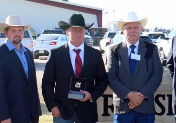 2016 Kansas Livestock Auctioneer Champion