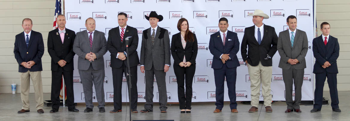 2018 Kansas Auctioneer Championship